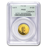 RCM Gold Modern Commems (PCGS Certified)